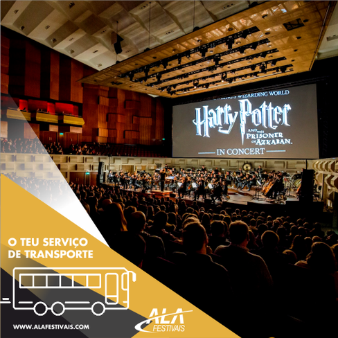 Cine Concerto Harry Potter